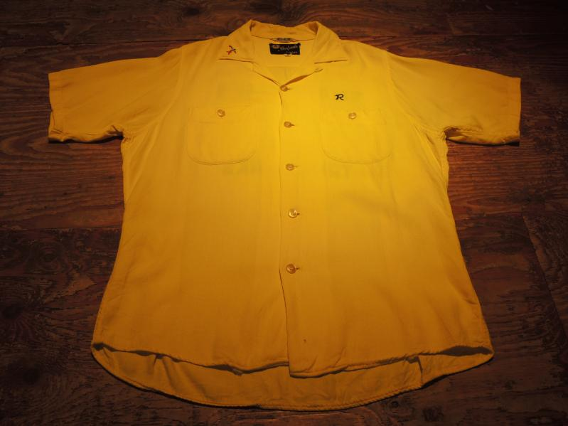 50\'s KING LOUIE BOWLING SHIRT--RECOMMEND--_c0176867_19193361.jpg