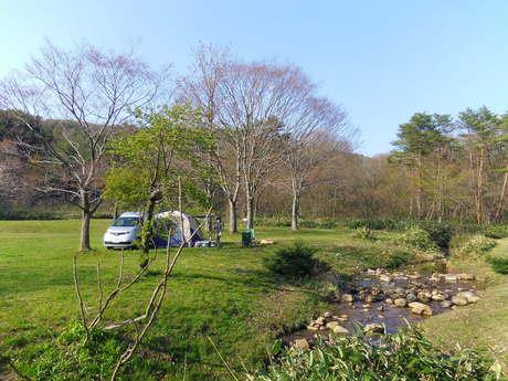 五月晴れの春キャンプ!_e0036217_18545142.jpg