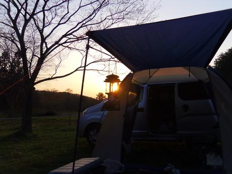 五月晴れの春キャンプ!_e0036217_1857999.jpg