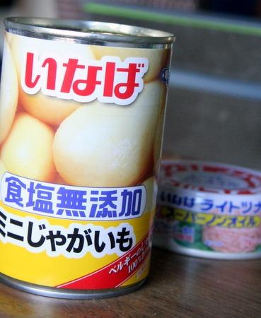 ツナマッシュポテト バター醤油風味_f0141419_6354323.jpg