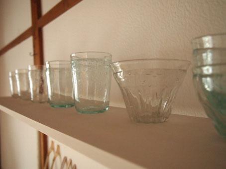 再生ガラスの器 : 22家 nikoniko-ya