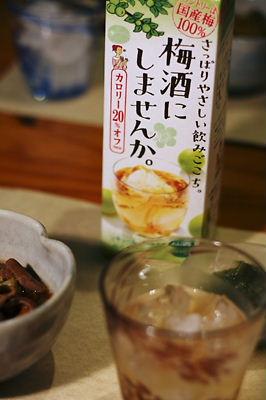 【SUNTORY 「梅酒にしませんか。」】_f0238584_17314833.jpg