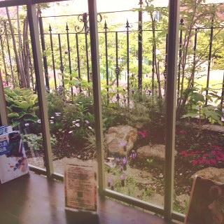 お花 & カフェ。_d0178587_1603145.jpg
