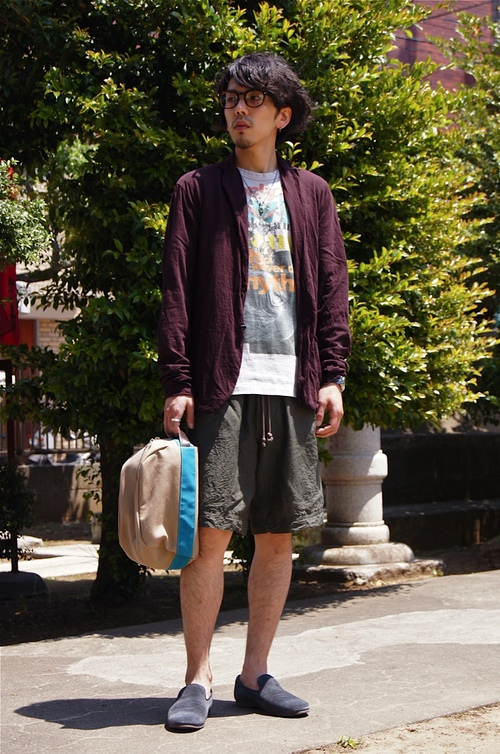"""UNDERPASS / DOGDAYS for \""""SHORTS\"""" style select!!_c0079892_20421245.jpg"""