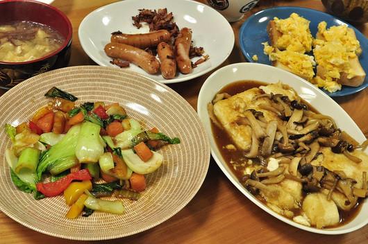 母の日週間 本日開店「息子レストラン」_b0171098_5575188.jpg