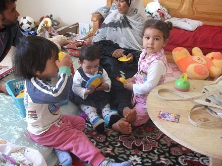 義妹と娘たちが来ました_f0253303_2331392.jpg