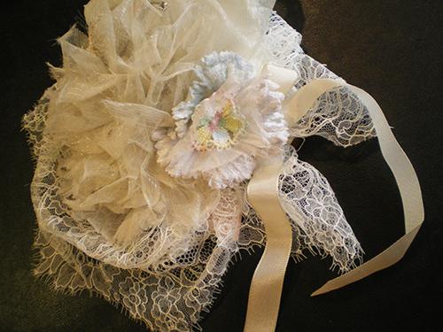 June bride ジューンブライドのおめかし_b0117913_15275422.jpg