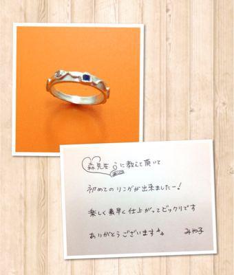 アートクレイシルバー体験作品〜Studio NAO2〜_e0095418_21282482.jpg