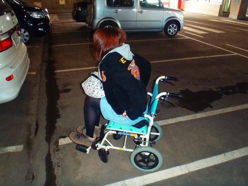 妊婦さんにも車いすって役立つ ...