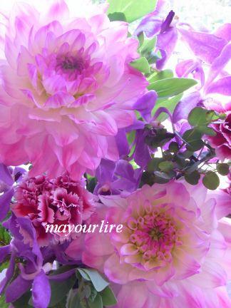 マユールライラ 4月 フラワー教室_d0169179_22115884.jpg