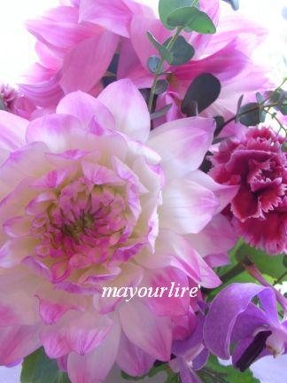 マユールライラ 4月 フラワー教室_d0169179_22144269.jpg