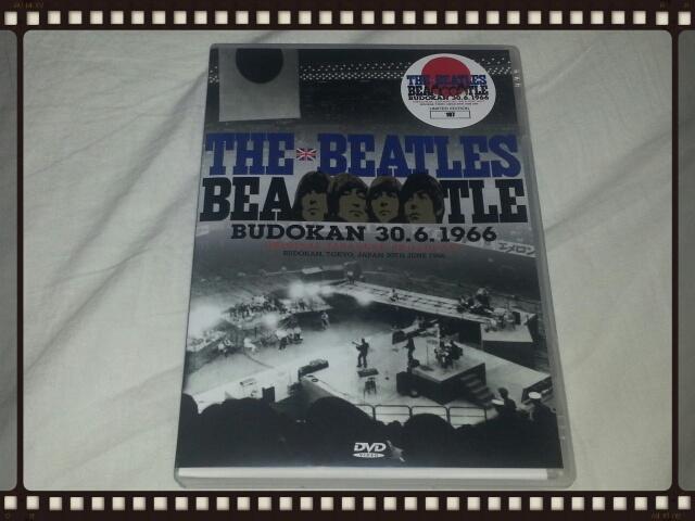 THE BEATLES / BUDOKAN 30.6.1966 ORIGINAL JAPANESE BROADCAST_b0042308_23433190.jpg