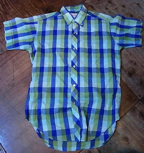 5/11(土)入荷!60'S B.Dシャツ!_c0144020_13394320.jpg
