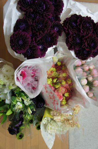 新装開店のお祝いのお花_f0155431_21575342.jpg