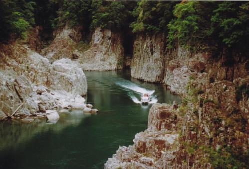 新緑の瀞峡_e0156251_07330.jpg