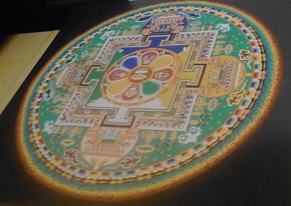 砂曼荼羅は、宇宙でした_c0113755_0422891.jpg