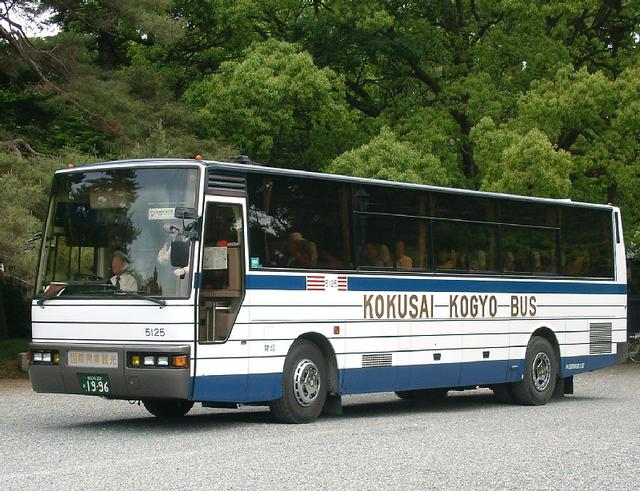 国際興業大阪 : おさかなバス資...