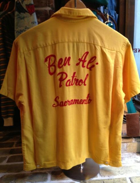 これからの季節に、快適に着れかっこいいシャツ!(T.W.)_c0078587_15334224.jpg