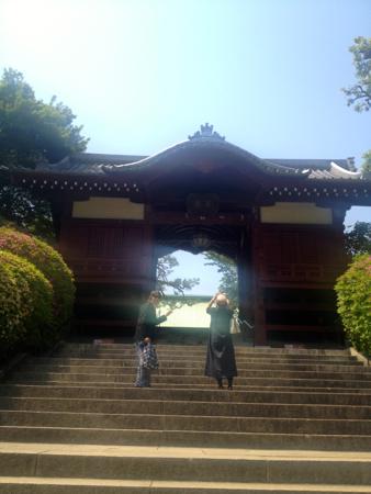 護国寺探索ぅ〜_f0164187_052820.jpg