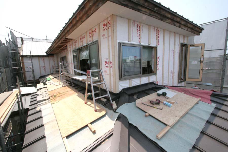 S様邸「耐震&断熱改修工事」元町の家_f0150893_1044065.jpg
