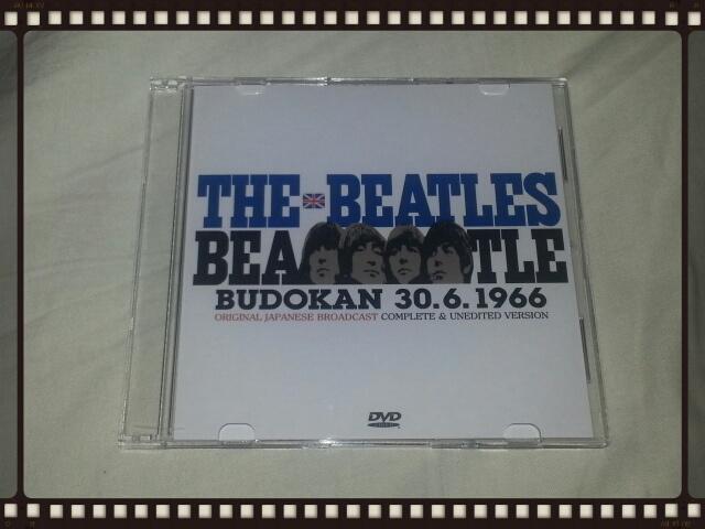 THE BEATLES / BUDOKAN 30.6.1966 ORIGINAL JAPANESE BROADCAST_b0042308_004633.jpg