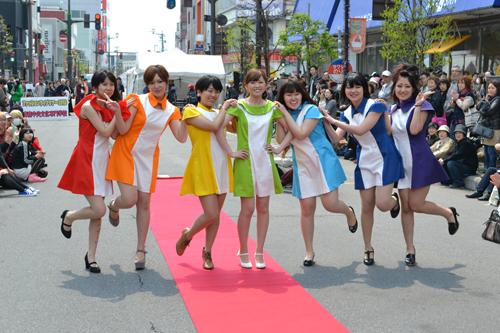 AOMORI春フェスティバルに参加し...