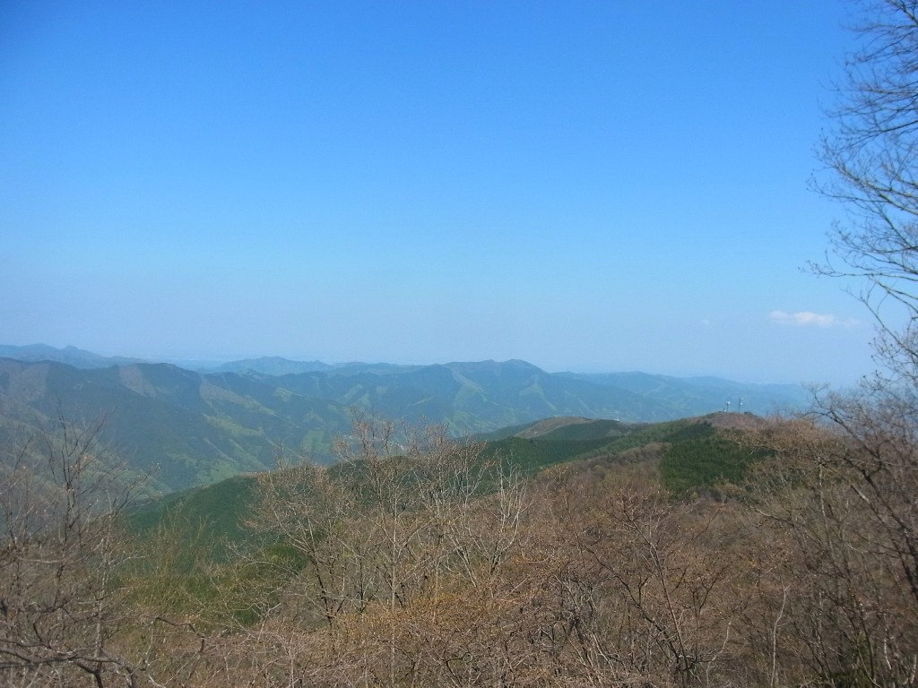 2013/04/28 権現山 麻生山 三ッ森北峰 前編_d0233770_1555767.jpg