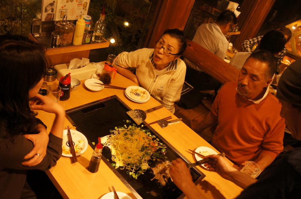 東京日記@ベルリンvol.4 世田谷のお好み焼き屋。_c0180686_2137743.jpg
