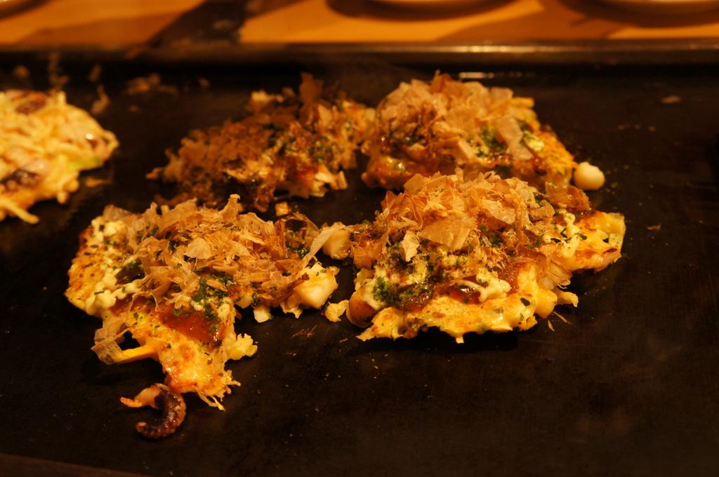 東京日記@ベルリンvol.4 世田谷のお好み焼き屋。_c0180686_21381571.jpg