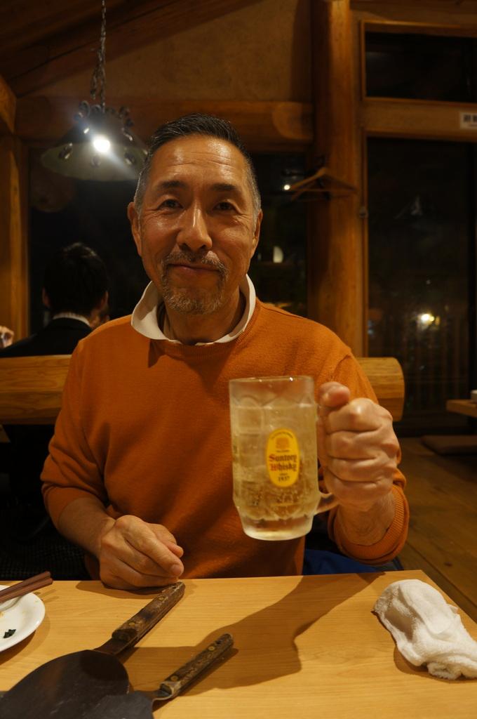 東京日記@ベルリンvol.4 世田谷のお好み焼き屋。_c0180686_21583861.jpg