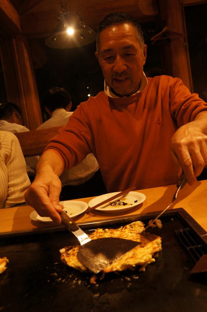 東京日記@ベルリンvol.4 世田谷のお好み焼き屋。_c0180686_2243274.jpg