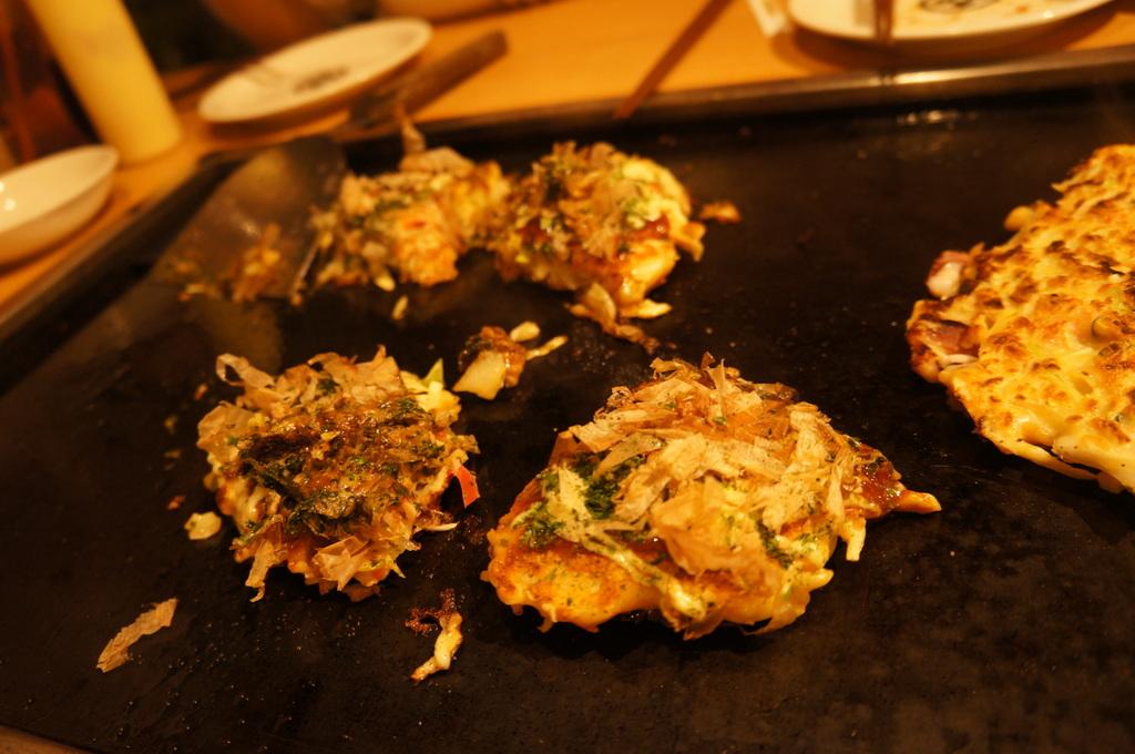 東京日記@ベルリンvol.4 世田谷のお好み焼き屋。_c0180686_22635.jpg