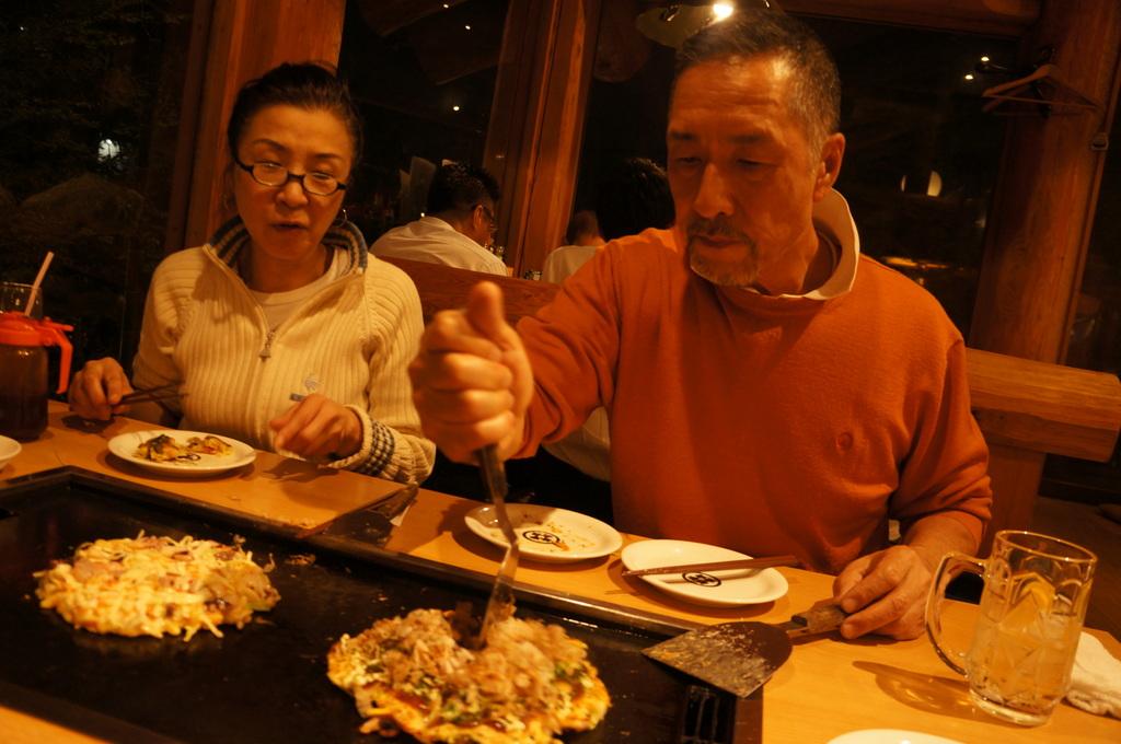 東京日記@ベルリンvol.4 世田谷のお好み焼き屋。_c0180686_2292444.jpg