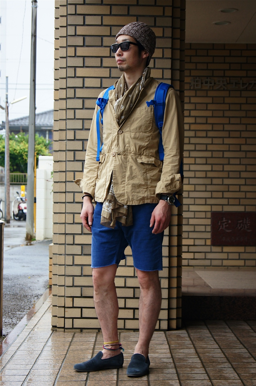 """UNDERPASS / DOGDAYS for \""""SHORTS\"""" style select!!_c0079892_20223054.jpg"""
