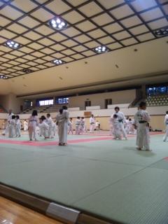合同練習in福岡武道館_b0172494_19261716.jpg