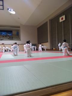 合同練習in福岡武道館_b0172494_19261749.jpg