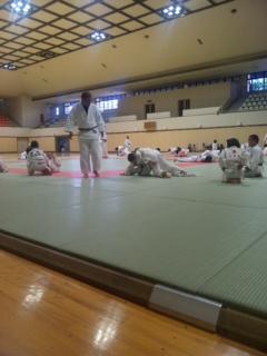 合同練習in福岡武道館_b0172494_19261781.jpg