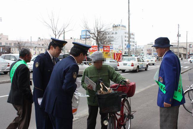 春の地域安全運動_c0104714_1756915.jpg