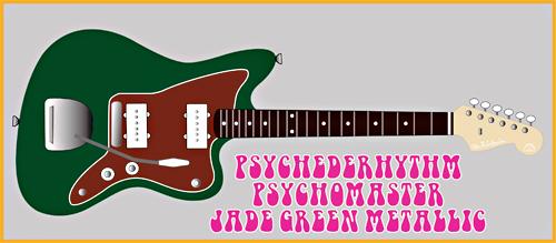 「Jade Green Metallic色のPsychomaster」を製作します!_e0053731_17513024.jpg