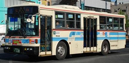 佐世保市交通局の富士重工架装車 _e0030537_2235067.jpg