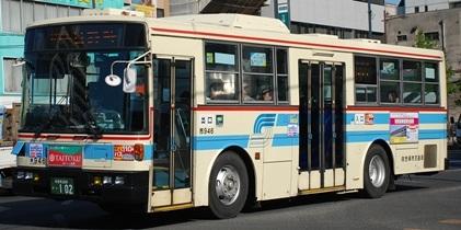 佐世保市交通局の富士重工架装車 _e0030537_223762.jpg
