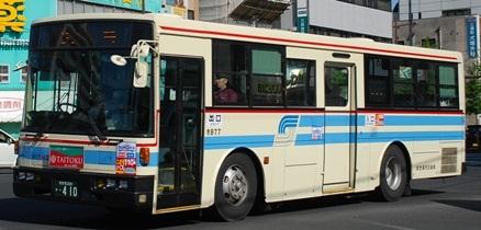 佐世保市交通局の富士重工架装車 _e0030537_2344117.jpg