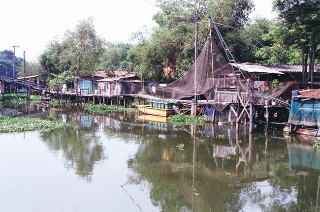 バンコク運河散歩 #17_b0131470_119446.jpg