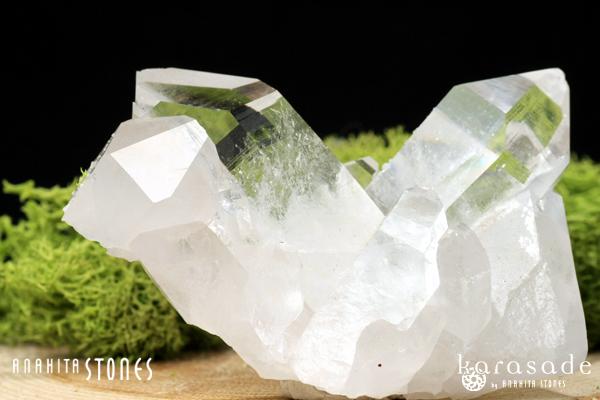 水晶原石(アメリカ・アーカンソー州産)_d0303974_14531436.jpg