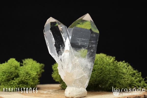 水晶原石(アメリカ・アーカンソー州産)_d0303974_1453443.jpg