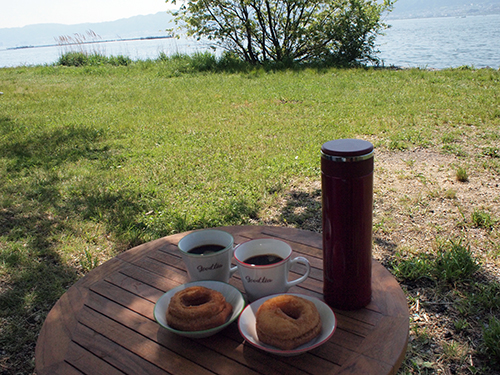 琵琶湖カフェ_f0023482_21155550.jpg