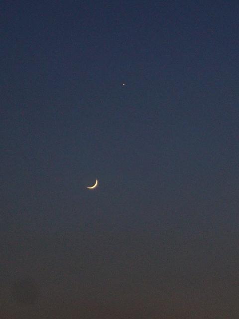 月と木星と「だいち」_f0079085_2253130.jpg