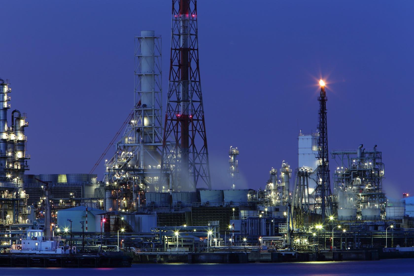 やっぱり、工場夜景が好き。_e0001789_044014.jpg