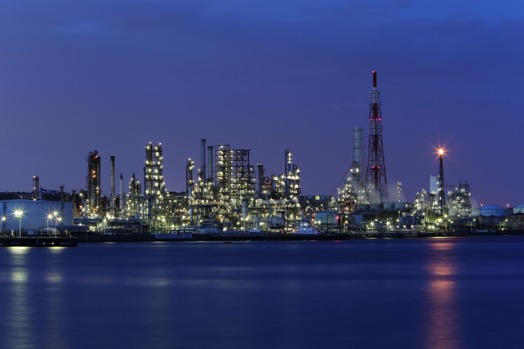 やっぱり、工場夜景が好き。_e0001789_05279.jpg