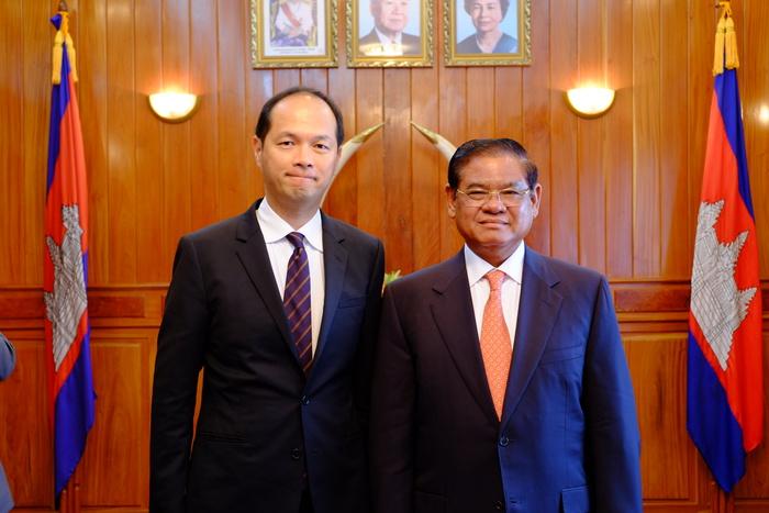 カンボジア副首相と会談_d0047811_23163983.jpg
